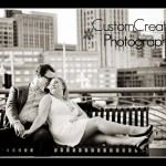 twin cities saint paul engagement photos