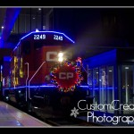 CPR Holiday Train Saint Paul Union Depot