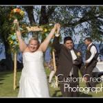 Walker, MN, Wedding, Horseshoe Bay Resort Wedding, Bride, Groom