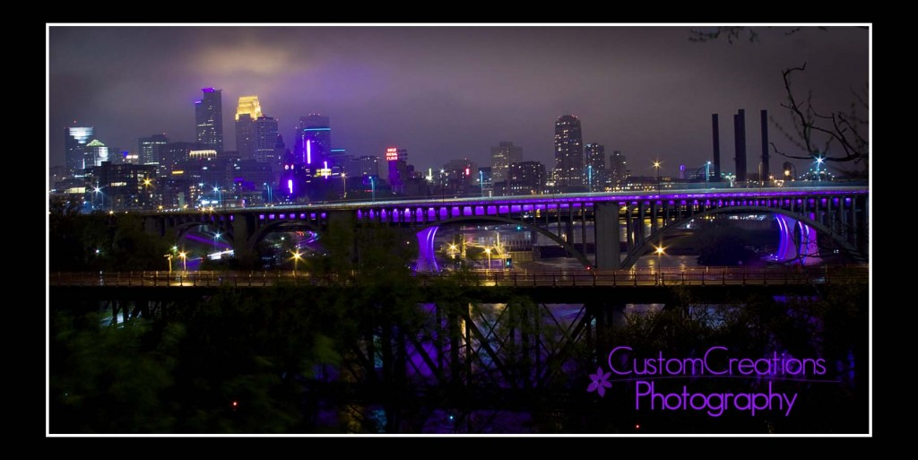 prince, purple rain, purple reign, minneapolis, skyline, purple