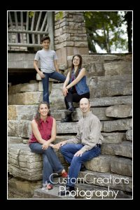 family portrait session, centennial lakes, bloomington, mn